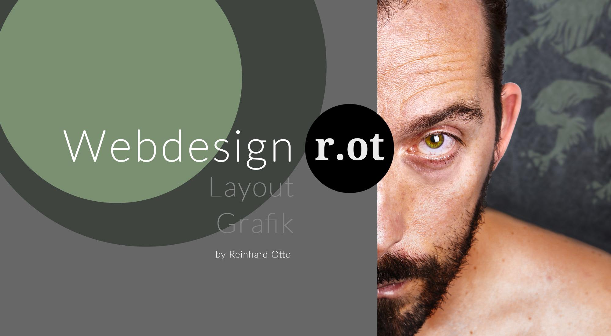 Reinhard Otto r.ot Webdesign